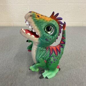 "FurReal Friends MUNCHIN REX Baby Dinosaur Animated Interactive 11"""