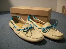 Scarpe mocassini Serafini Lady Nabuko colore bianco panna