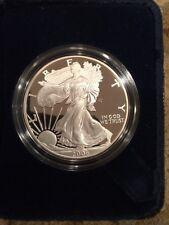 2006 W 1 oz Proof Silver American Eagle (w/Box & CoA)*