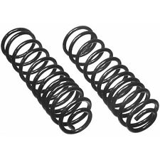 For Volvo 240 242 244 262 264 Rear Variable Rate 107 Coil Spring Set Moog #CC215