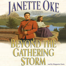 Beyond the Gathering Storm by Janette Oke 2013 Unabridged CD 9781470890933
