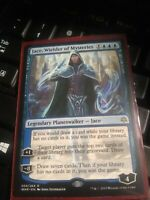Professionally Non Factory Cut MTG War of the Spark 4x Foil Bioessence Hydra