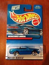 1999 HOT WHEELS MERCEDES 500SL