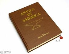 signed and limited edition ANVILS AMERICA BOOK postman peter wright hay budden