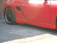 Porsche Boxster 986/987 Aero Side Skirts/Sills/Rockers 1996-2011 - Brand New!