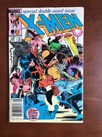 Uncanny X-Men #193 (1985) 7.0 FN Marvel Key Issue Comic Book 1st Warpath Stan