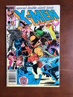 Uncanny X-Men #193 (1985) 7.0 FN Marvel Key Issue Comic Book 1st Warpath Stan