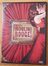 DVD Moulin Rouge.Nicole Kidman-Ewan McGregor