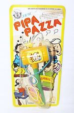 "KFS Opera Mundi Italy POPEYE PIPE Blowing Game ""PIPA PAZZA"" Kids Size MOC`80!"