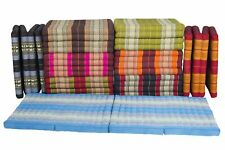 Kapok Thai Matte Matratze Massage futon faltbar Liege Klappmatratze 200x80