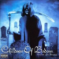 1 CENT CD Follow The Reaper [PA] - Children Of Bodom