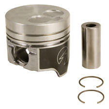 Chevy 6.2/6.2L Diesel Sealed Power Coated Skirt Piston Set/8 1982-93 STD