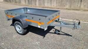 CAR TRAILER BRAND NEW SINGLE AXLE 6'7 x 3'6 750 kg