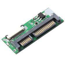 ZIF 24Pin to SATA 22Pin Card Adapter Connector Converter Board
