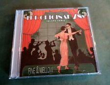 ORIGINAL 78s CD V3 - A COOL MIX OF JAZZ/SWING HITS FROM ORIGINAL 78RPM RECORDS