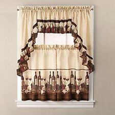 Tuscan Curtains Drapes Valances For Sale