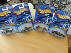 HOT WHEELS SET OF FOUR CARS-- 047, 081, 083, 085