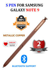 OEM Samsung Galaxy Note 9 Stylus With Bluetooth Original S Pen Replacement BROWN