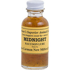 Midnight Coon Lure by Russ Carman 4 oz