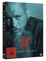 Vikings - Staffel 4 Volume 2 [3 DVD's/NEU/OVP] 10 Episoden