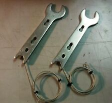 Oxygen And Other Gas Regulator Wrenchs.New, Ambulance, Welding, Rescue