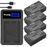 EN-EL20 Battery or LCD Charger for Nikon Coolpix AW1, 1 J1, 1 J2, 1 J3, 1 S1