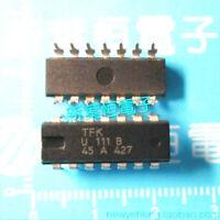 1x IC TFK U111B DIP14 Phasenanschnittsteuerung