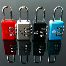 Security Metal Dial Suitcase Digit Combination Lock Tool Password
