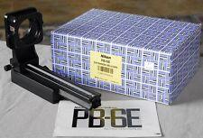 NIKON PB-6E Bellows Focusing attachment MINT in box Extension  PB6E