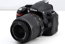 Nikon D3100  VR Nikkor AF-S 18-55mm Lens Kit 14.2MP DSLR Digital Camera [EX+++]