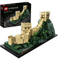 LEGO Architecture The Great Wall of China 21041 Building Kit