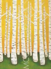 Autumn Birches Lisa Congdon Art Print 36x27