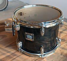 "Yamaha Oak Custom 10"" Tom; Musashi Black; Wie neu! Rock-Sound!"