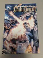 Brian Pulido's Medieval Lady Death War Of The Winds #1 2006 Avatar Press WRAP