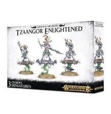 Tzaangor Enlightened Tzeentch Arcanites Warhammer Age of Sigmar NIB Flipside