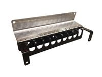 Star Fabrication Lockable Chain Rack for Truck Headache Rack or Cabguard 3317