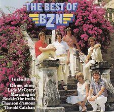BZN : THE BEST OF BZN / CD - TOP-ZUSTAND