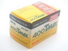 1 x KODAK TMAX 400 35mm EXP a buon mercato nero e bianco pellicola per 1st Class Royal Mail