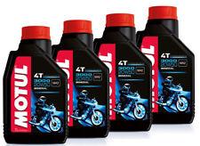Offre 4 Litres Huile De Moteur Pour Moto MOTUL 3000 20W50 4T