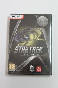 Startrek Online Set Pc. Language French, New And Sealed