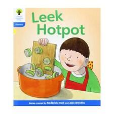 Leek Hotpot by Roderick Hunt, Kate Ruttle, Alex Brychta