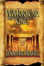 Warrior King by Jennifer Brassel (2017, Paperback)