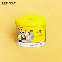 BTS LEMONA Pakage Heart can Random 60pcs Pharmacy Package + tracking Number
