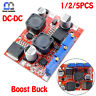 1/2/5x DC-DC Auto Step Up Down Boost Buck Converter Module LM2577S LM2596S Power