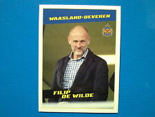 Panini Pro League 2016 n.389 De Wilde Waasland-Beveren