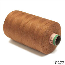Amann 100% Polyester Core-Spun Sewing Thread  Sabac 80 1000M Color 0277 Durable