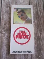 Freddie Mercury - Mr Bad Guy Long Box CD Album Columbia Records CBS USA Queen