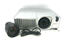 Hitachi - CP-SX635 Multimedia LCD Projector | Lamp Hours: 2523h (Silver) #Mkf3
