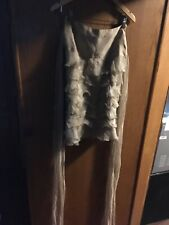 Brioni Woman Silk Skirt Made In Italy