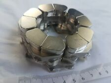 Lot Of 10 Pcs Hard Drive Neo Magnets Neodymium Rare Earth Big Large Ndfeb 94